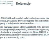 referencje 1